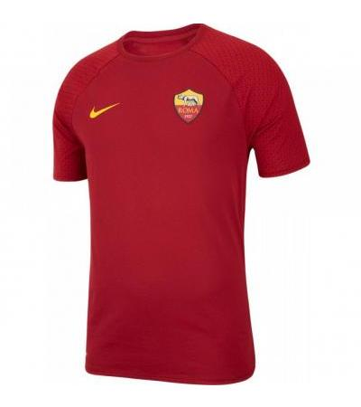 AS ROMA T-SHIRT DRY TEE MATCH ROSSA