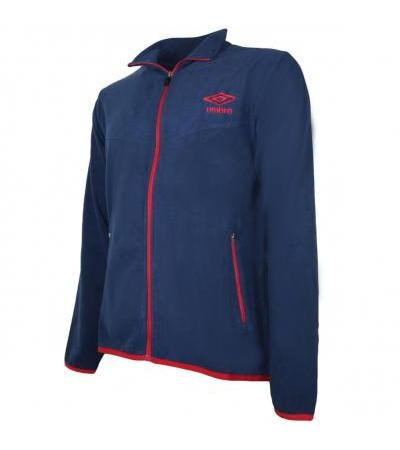 FELPA PILE FULL ZIP NAVY UMBRO