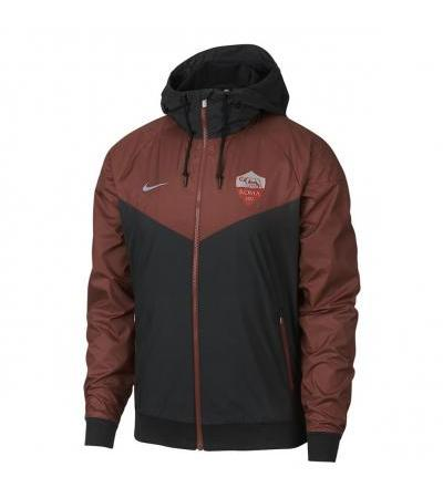 GIACCA AUTHENTIC WINDRUNNER NERA AS ROMA