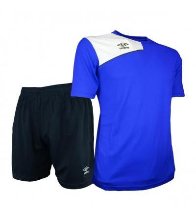 KIT TRAINING ROYAL/BIANCO UMBRO