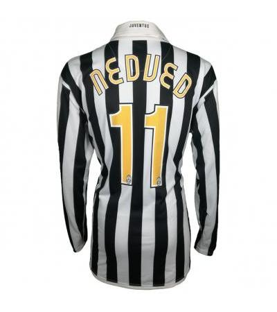MAGLIA HOME FC JUVENTUS NEDVED N.11 2006/2007