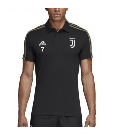 POLO AUTHENTIC NERA RONALDO JUVENTUS