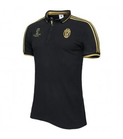 POLO NERA CHAMPIONS LEAGUE JUVENTUS