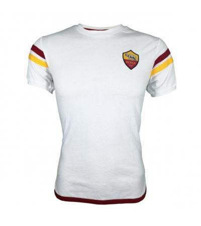 T-SHIRT BIANCA AS ROMA