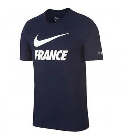 T-SHIRT DRI-FIT BLU FRANCIA
