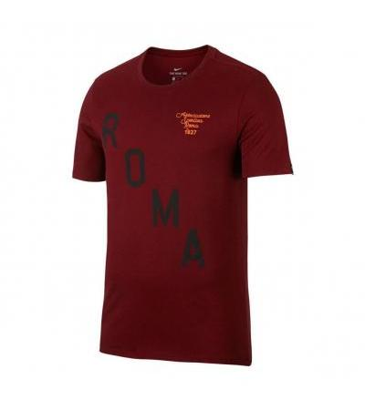 T-SHIRT ROSSA SQUAD TEE AS ROMA