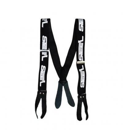 Suspenders STEEL Senior