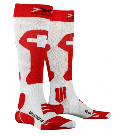 X-SOCKS® SKI PATRIOT 4.0 SWITZERLAND
